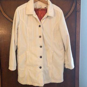 JJill Corduroy jacket Med
